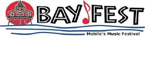 Bayfest 2011 Mobile Alabama Shaggy headliner October 8 concert AT&T Saad Health Care Stage