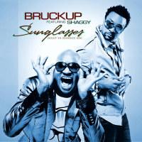 Bruck Up featuring Shaggy Sunglasses Keep Ya Shades On maxi single cover I Wear My Sunglasses at Night