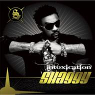Shaggy new 2007 Japan album cd cover Intoxication albumcover cdcover album-cover front Intoxicated Intoxicating Intoxica Japanese Jamaica Jamaican