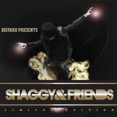 Shaggy and Friends 2011 new album cover produced by Robert Livingston