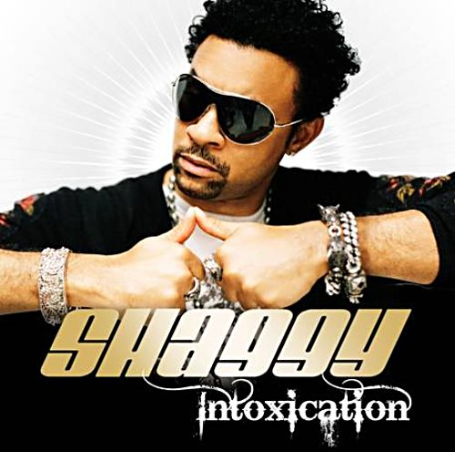 Shaggy will re-release a new exclusive edition of Intoxication in Germany, bonus edition Deutschland