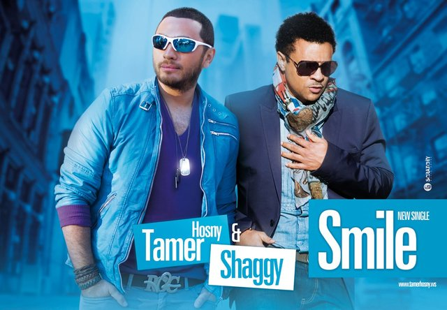 Shaggy feat. Tamer Hosny Smile