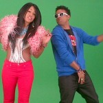 Shaggy and Eve Girls Just Wanna Have Fun video shoot behind the scenes making the video