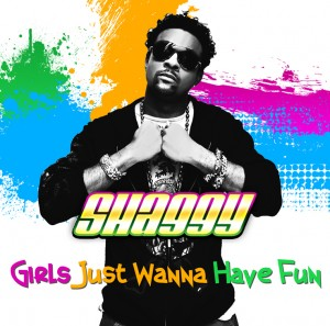 Shaggy feat. Eve Girls Just Wanna Have Fun single cover