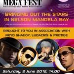 Mbay Megafest 2012 South Africa