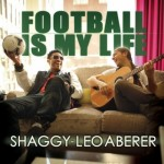 Shaggy & Leo Aberer Football is My Life UEFA EURO 2012 single cover
