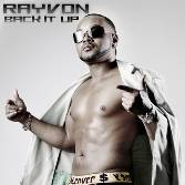 Rayvon Back It Up new 2010 single cover