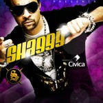 Shaggy at Discoteca Palmahia in Medellin Colombia May 18 2012 flyer
