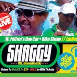 Shaggy, I-Octane, Serani, Christopher Martin, Nookie Man, Ding Dong, Diva Nikki Z and more at Stunting Like My Daddy Father's Day Car & Bike Show at LAZ Parking Lot Hartford Connecticut